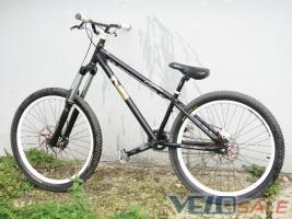 Куплю NS Bikes bitch 2007 - Самбір - екстрім: bmx, дерт, даунхіл, тріал велосипед hardtail 7500 грн.