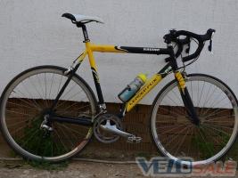 Продам Leader Fox Racing - Мелітополь - шосейний велосипед rigid 450 дол.