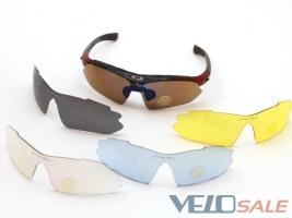 Продам очки Oakley Syper Sport 0089 - Ізюм - Новий окуляри для велосипеда 250 грн.