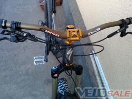 Продам Specialized SX TRAIL  - Нова Каховка - Новий екстрім: bmx, дерт, даунхіл, тріал велосипед двопідвіс 3700 дол.