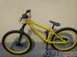 Продам I love my pussy street - Львів - екстрім: bmx, дерт, даунхіл, тріал велосипед hardtail 4600 грн.