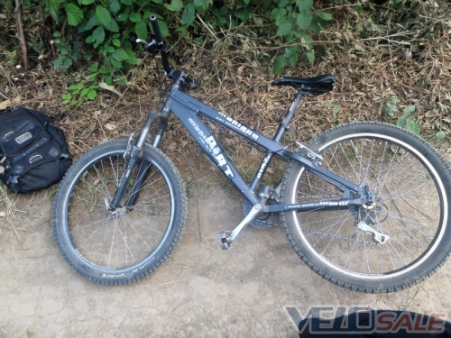 Розшук велосипеда Dirt Maniago  - Хуст