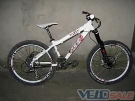 Продам Leader Fox Drag Star - Херсон - екстрім: bmx, дерт, даунхіл, тріал велосипед hardtail 900 дол.