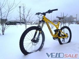 Продам Commencal Meta SX - Київ - гірський, mtb велосипед двопідвіс 2500 дол.