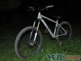 Продам Ghost 4x - Тернопіль - рама для велосипеда 1700 грн.