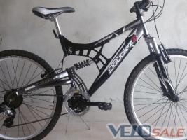 Продам Doublezz - Болехів - гірський, mtb велосипед двопідвіс 1900 грн.