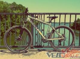 Продам giant rincon\ROCK SHOX reba 120 мм - Харків - гірський, mtb велосипед hardtail 7000 грн.