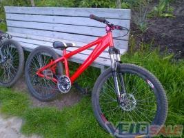 Продам Azimut Jumper - Олександрія - екстрім: bmx, дерт, даунхіл, тріал велосипед hardtail 2300 грн.