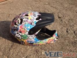 Продам Фуллфейс VENTURA - Дрогобич - захист для велосипеда 450 грн.