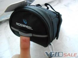 Продам Велосумка Roswheel Black - Новояворівськ - Новий - інше - для велосипеда 100 грн.