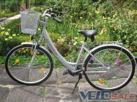 Немец FISHER  шосейний велосипед hardtail