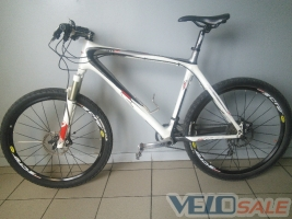 Продам Sants SM06 carbon (карбон) - Київ - гірський, mtb велосипед hardtail 1350 дол.