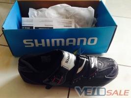 Продам Shimano обувь (2 пары, 43-46), новые