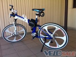 Продам BMW - Славутич - Новий - інший - велосипед двопідвіс 9500 грн.