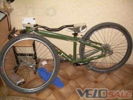 Продам UMF hardy-4 - Львів - гірський, mtb велосипед hardtail 1800 грн.