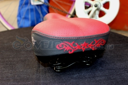 Продам sbtg-1.03 tribal_red - Київ - Новий сідло для велосипеда 250 грн.