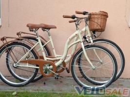 """Продам VANESSA crem 28"""" nexus 3 - Харьков - Новый женский, городской велосипед rigid 3200 грн."""
