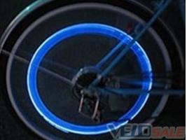 Продам Світлодіодне підсвічування колес. - Тульчин - Новий освітлення для велосипеда 10 грн.