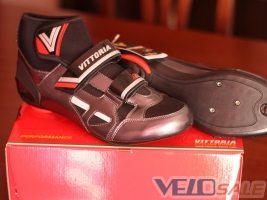 Продам Велотуфли зимние. Шоссе. Vittoria. Италия. Оригина - Дніпропетровськ - Новий взуття для велосипеда 1100 грн.