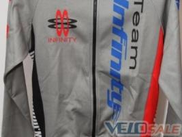 Продам Веломайка с длинными рукавами. Италия - Дніпропетровськ - Новий майка для велосипеда 550 грн.