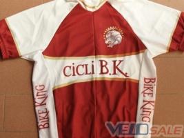 Продам Веломайка с короткими рукавами. Италия - Дніпропетровськ - Новий майка для велосипеда 350 грн.