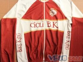 Продам Веломайка с длинными рукавами. Италия - Дніпропетровськ - Новий майка для велосипеда 350 грн.