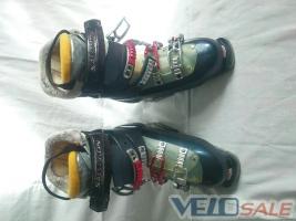 Продам solomon irony 4 - Київ - взуття для лиж 650 грн.