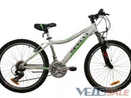 Продам  Spelli 24″ Active білий - Херсон - Новий дитячий, підлітковий велосипед hardtail 3300 грн.