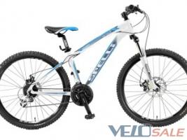 Продам Spelli SX-4000 15″ біло-синій - Херсон - Новий гірський, mtb велосипед hardtail 4522 грн.