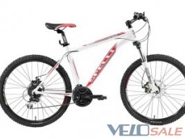 Продам Spelli SX-5000 17″ білий - Херсон - Новий гірський, mtb велосипед hardtail 5000 грн.