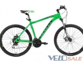 Продам Spelli SX-5000 17″ салатовий - Херсон - Новий гірський, mtb велосипед hardtail 5000 грн.