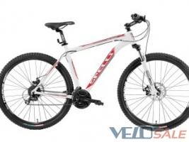 Продам Spelli SX-5000 29ER 19″ білий - Херсон - Новий гірський, mtb велосипед hardtail 5377 грн.