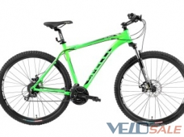 Продам Spelli SX-5000 29ER 19″ зелений - Херсон - Новий гірський, mtb велосипед hardtail 5377 грн.