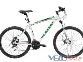 Продам Spelli SX-5500 17″ білий - Херсон - Новий гірський, mtb велосипед hardtail 5575 грн.