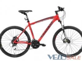 Продам Spelli SX-5500 17″ червоний - Херсон - Новий гірський, mtb велосипед hardtail 5575 грн.