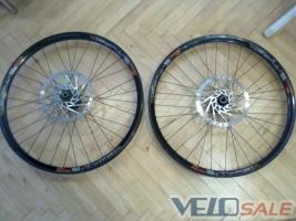 Продам s-type 26 вилсет колеса для велосипеда 2200 грн.