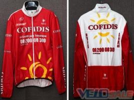 Продам Продам Термокуртку Nalini - Дніпропетровськ - Новий куртка для велосипеда 900 грн.