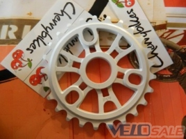 Продам Звезда Eclat Tilt 25T CNC  белая - Херсон - Новий зірки для велосипеда 410 грн.