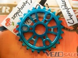 Продам Eclat Tilt 25T CNC блакитна