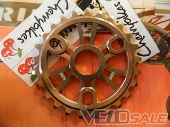 Продам Eclat Tilt 25T CNC коричнева