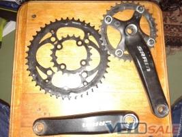 Продам Продам шатуны sram s600 - Мукачеве - шатун для велосипеда 250 грн.