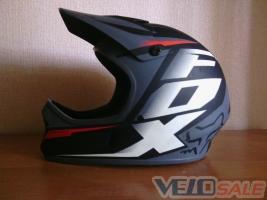 Продам Fox Racing Rampage Helmet 2014 - Дніпропетровськ - шолом для велосипеда 1500 грн.