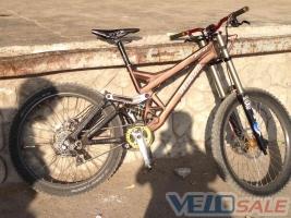 Продам Specialized demo 8 - Тернопіль - екстрім: bmx, дерт, даунхіл, тріал велосипед двопідвіс 2200 дол.