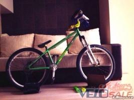 Продам Байк на раме Mutant X-Ray 24 - Дніпропетровськ - екстрім: bmx, дерт, даунхіл, тріал велосипед hardtail 10000 грн.
