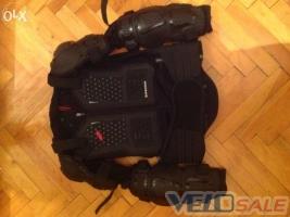 Продам Мото черепаха Zandona Stealth Jacket X7 Италия - Київ - Новий захист для велосипеда 2500 грн.