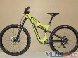 Продам Specialized STUMPJUMPER FSR EXPERT CARBON EVO 650B - Івано-Франківськ - Новий гірський, mtb велосипед двопідвіс 2800 дол.