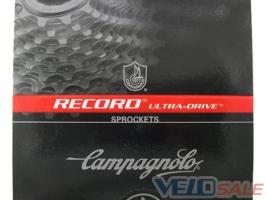 Продам Кассета Campagnolo Record 11-23/11-25 10 звезд - Коломия - Новий касета для велосипеда 3600 грн.