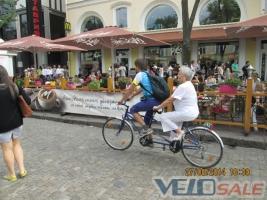 Продам тандем - Одеса - тандем велосипед rigid 3100 грн.