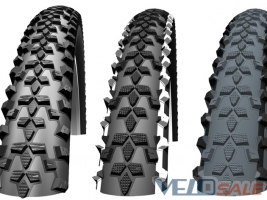 Продам Покришки Schwalbe Smart Sam Performance 26x2.25(ко - Коломия - Новий покришки для велосипеда 290 грн.