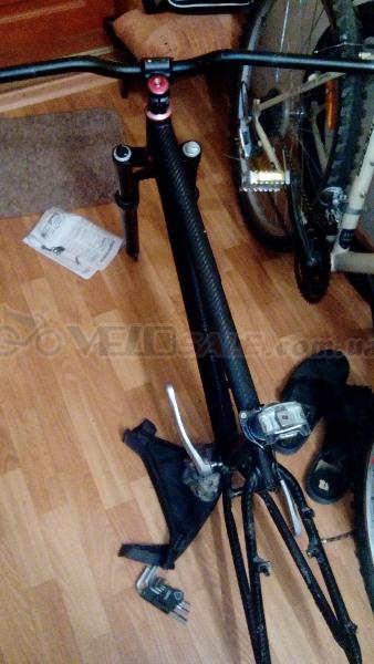 Продам Giant xcv - Миколаїв - рама для велосипеда 600 грн.